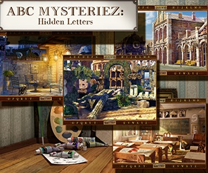 Games at Wellgames.com - ABC Mysteriez!