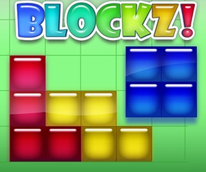 Games at Wellgames.com - Blockz!