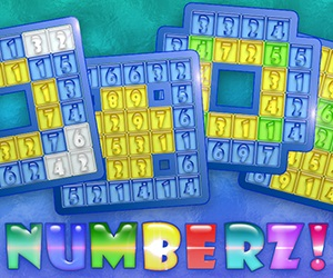 Games at Wellgames.com - Numberz!