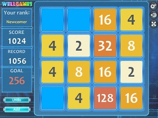 2048 Free Online Game
