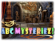 ABC Mysteriez! Free Online Game