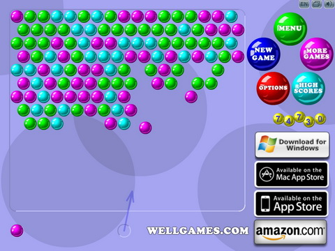 Bubble Shooter Free Online Game