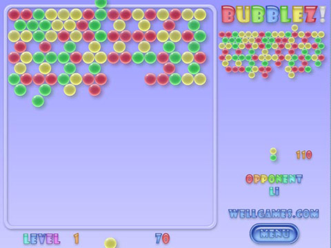 Bubblez! Free Online Game