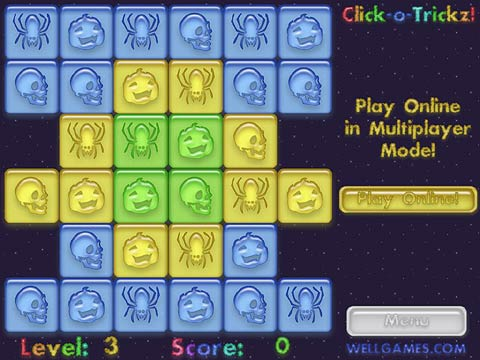 Click-o-Trickz! Free Online Game