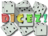 Try board game Dicez!