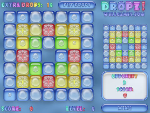 Dropz! Free Online Game
