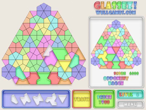 Glassez! Free Online Game