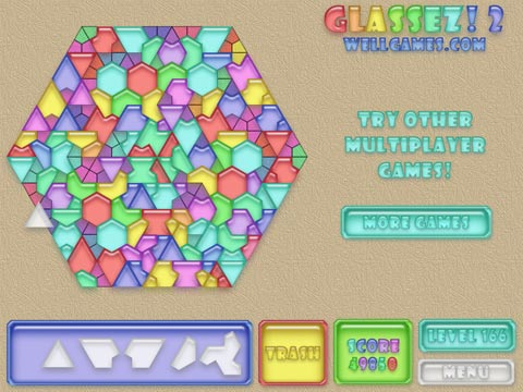 Glassez 2! Free Online Game
