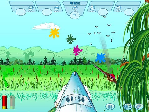 Jet Ducks! Free Online Game
