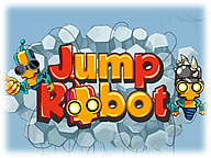Jump Robot Free Online Game