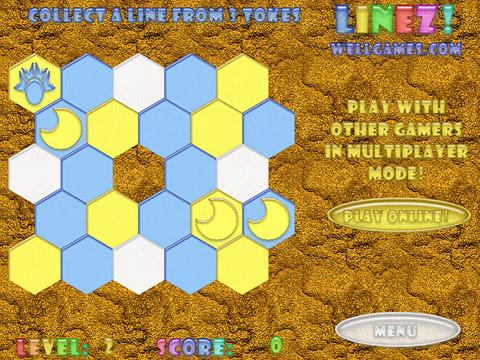 Linez! Free Online Game