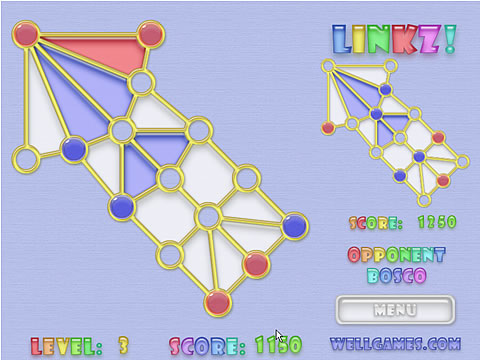 Linkz! Free Online Game