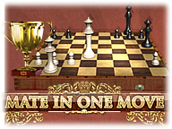Mate in One Move Free Online Game