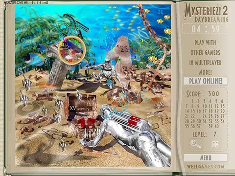Mysteriez 2! Free Online Game