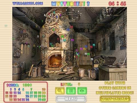 Mysteriez! 3 Free Online Game