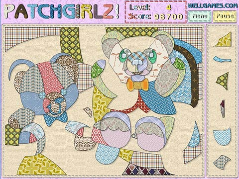 Patchgirlz! Free Online Game