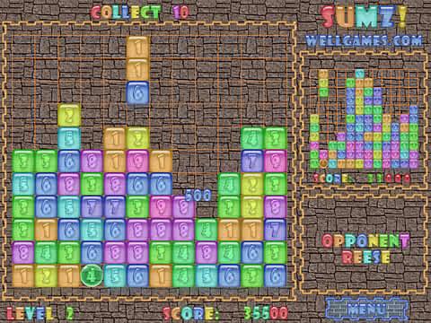 Sumz! Free Online Game