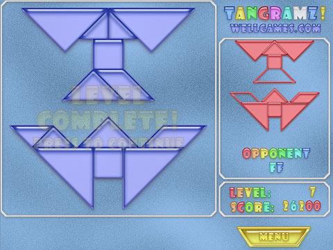Tangramz! Free Online Game