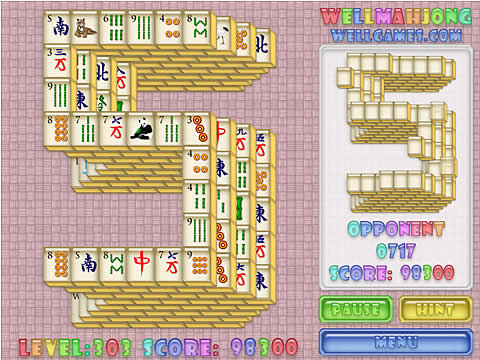 well mahjong 2