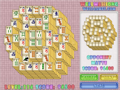 Well Mahjong! Free Online Game