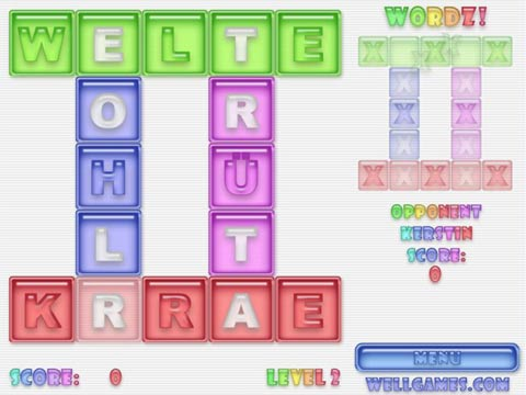 Wordz! Free Online Game